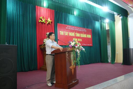 (07/04/2016)- KẾT QUẢ THI TAY NGHỀ TỈNH QUẢNG NINH NĂM 2016