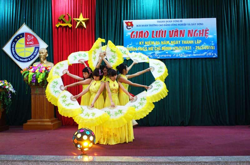 Giao lưu văn nghệ kỷ niệm 84 năm ngày thành lập Đoàn TNCS Hồ Chí Minh
